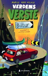 Verdens verste biltur (ebok) av Marius Horn M