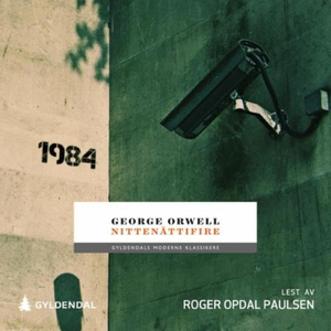 1984 (lydbok) av George Orwell