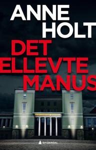 Det ellevte manus (ebok) av Anne Holt