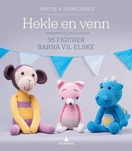 Hekle en venn (ebok) av Anette B. Andreassen