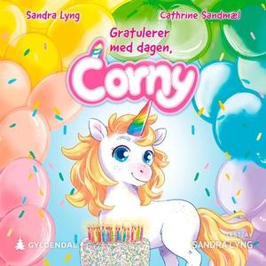 Gratulerer med dagen, Corny (lydbok) av Sandr