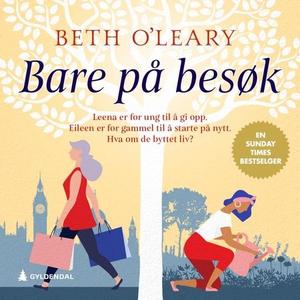 Bare på besøk (lydbok) av Beth O'Leary
