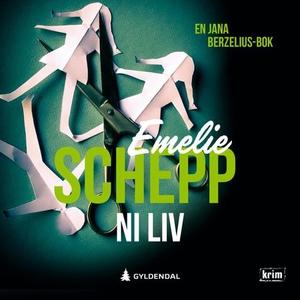 Ni liv (lydbok) av Emelie Schepp