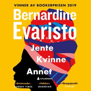 Jente, kvinne, annet (lydbok) av Bernardine E