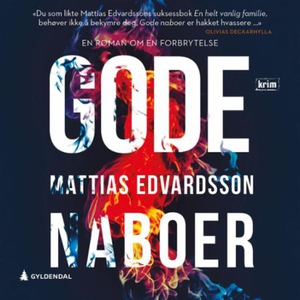 Gode naboer (lydbok) av Mattias Edvardsson