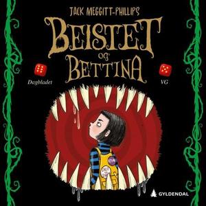 Beistet og Bettina (lydbok) av Jack Meggitt-P