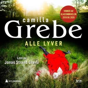 Alle lyver (lydbok) av Camilla Grebe