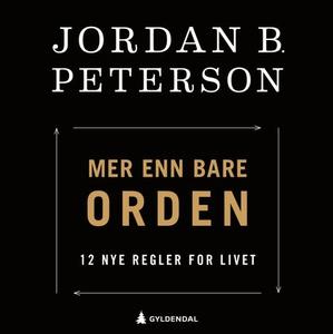 Mer enn bare orden (lydbok) av Jordan B. Pete