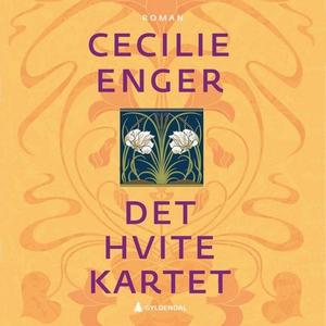 Det hvite kartet (lydbok) av Cecilie Enger