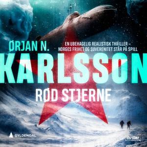 Rød stjerne (lydbok) av Ørjan N. Karlsson