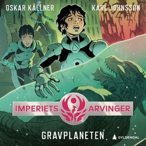 Gravplaneten (lydbok) av Oskar Källner