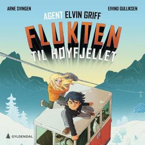 Flukten til høyfjellet (lydbok) av Arne Sving