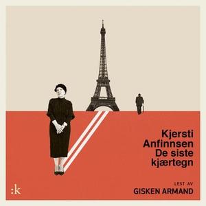 De siste kjærtegn (lydbok) av Kjersti Anfinns