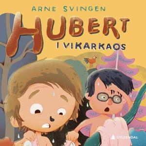 Hubert i vikarkaos (lydbok) av Arne Svingen