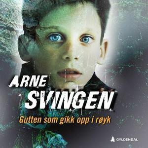 Gutten som gikk opp i røyk (lydbok) av Arne S
