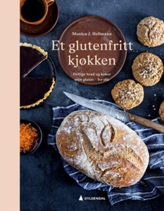 Et glutenfritt kjøkken (ebok) av Monica J. He