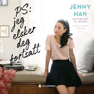 PS: jeg elsker deg fortsatt (lydbok) av Jenny