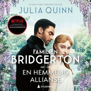 En hemmelig allianse (lydbok) av Julia Quinn