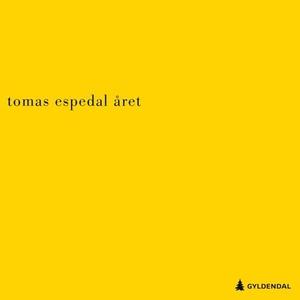 Året (lydbok) av Tomas Espedal