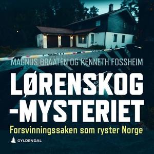 Lørenskog-mysteriet (lydbok) av Magnus Braate