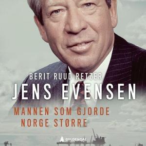 Jens Evensen (lydbok) av Berit Ruud Retzer