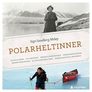 Polarheltinner (lydbok) av Sigri Sandberg Mel