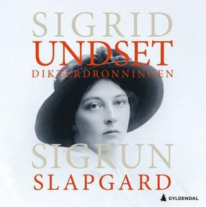Dikterdronningen (lydbok) av Sigrun Slapgard