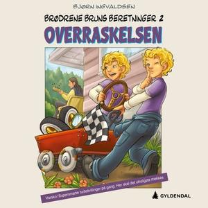 Overraskelsen (lydbok) av Bjørn Ingvaldsen