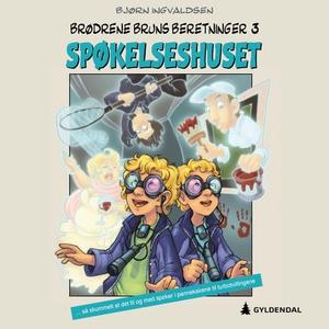 Spøkelseshuset (lydbok) av Bjørn Ingvaldsen