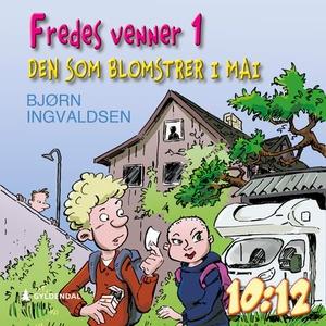 Den som blomstrer i mai (lydbok) av Bjørn Ing