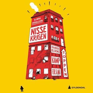 Nissekrigen (lydbok) av Bjørn Ingvaldsen