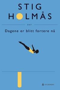 Dagene er blitt fortere nå (ebok) av Stig Hol