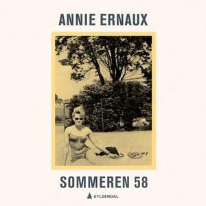 Sommeren 58 (lydbok) av Annie Ernaux