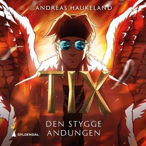 Tix (lydbok) av Andreas Haukeland