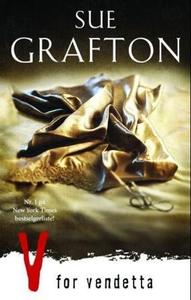 V for vendetta (ebok) av Sue Grafton