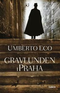 Gravlunden i Praha (ebok) av Umberto Eco