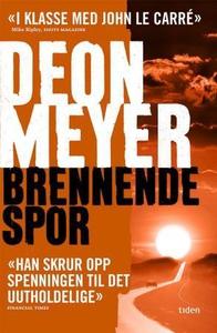 Brennende spor (ebok) av Deon Meyer