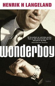Wonderboy (ebok) av Henrik H. Langeland