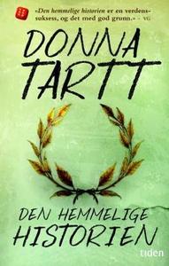 Den hemmelige historien (ebok) av Donna Tartt