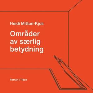 Områder av særlig betydning (lydbok) av Heidi