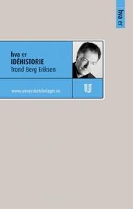 Hva er idéhistorie (ebok) av Trond Berg Eriks