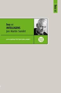 Hva er intelligens (ebok) av Jon Martin Sunde