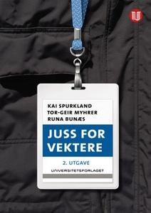 Juss for vektere (ebok) av Runa Bunæs, Tor-Ge