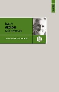 Hva er økologi (ebok) av Geir Hestmark