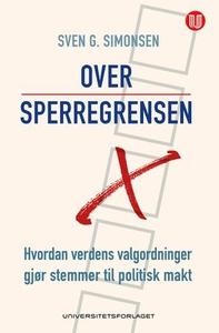 Over sperregrensen (ebok) av Sven G. Simonsen