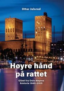 Høyre hånd på rattet (ebok) av Ottar Julsrud