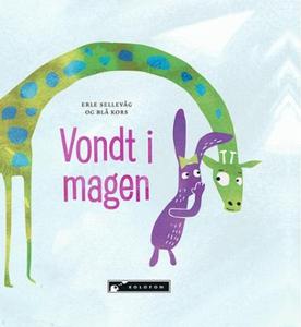 Vondt i magen (ebok) av Erle Sellevåg, Blå ko