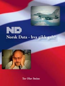 Norsk data (ebok) av Tor Olav Steine