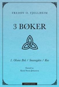 3 bøker (ebok) av Freddy O. Fjellheim