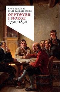 Opptøyer i Norge 1750-1850 (ebok) av Knut Dør